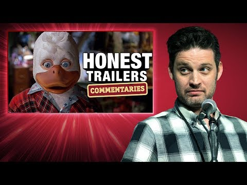 Honest Trailers Commentary | Howard the Duck