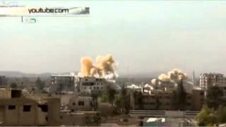 Бомбы летят на головы террористов: боевики ИГИЛ сняли атаку Ми-24