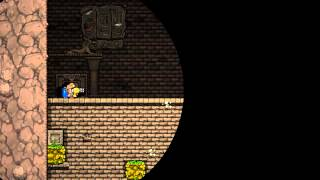 Spelunky - Why You Never Use the Ice Ray on Anubis II