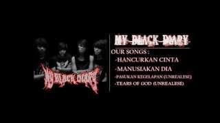 My black diary - Hancurkan cinta ( Lyric Slide )