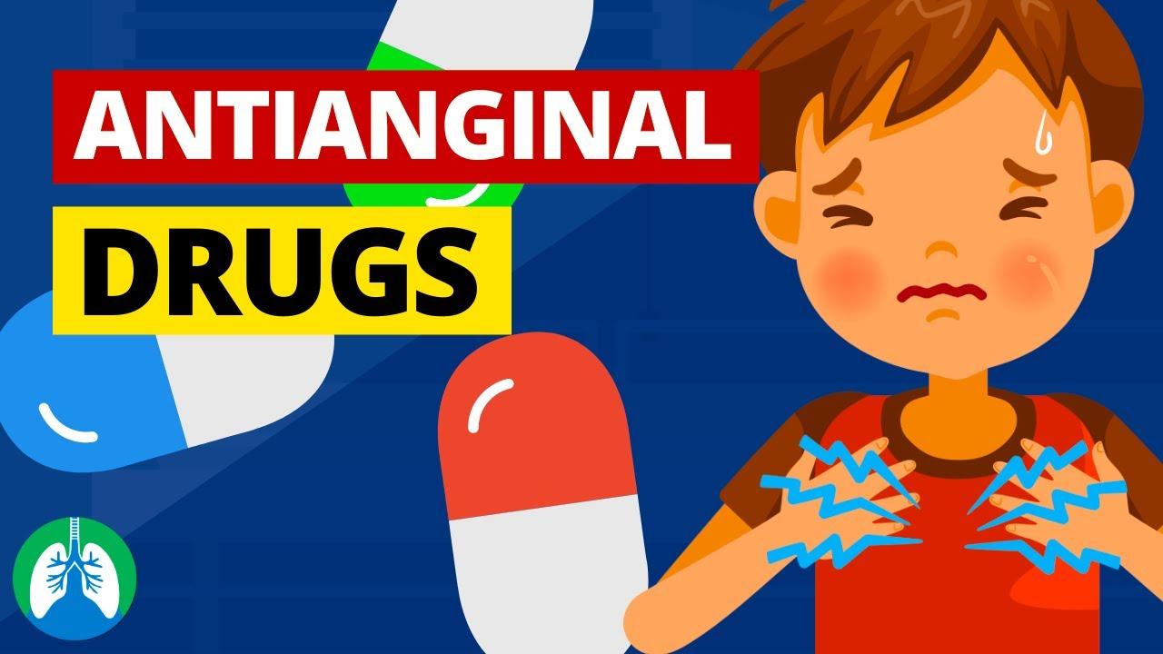 Antianginal Drugs (Medical Definition)   Quick Explainer Video