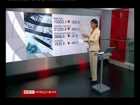 Current BBC World News 2008
