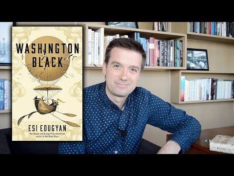 Vlog: Washington Black by Esi Edugyan