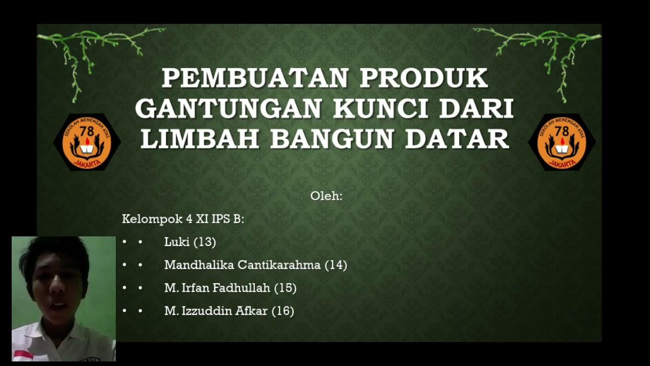 Tugas Kelompok 4 : Proposal pembuatan produk kerajinan ...