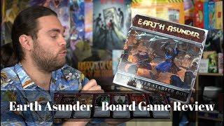 Earth Asunder - Kickstarter - Board Game Review