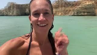 Cave Tour in Carvoeiro, Algarve Portugal