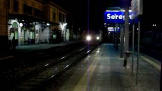 Seregno - Freight Trains in transit