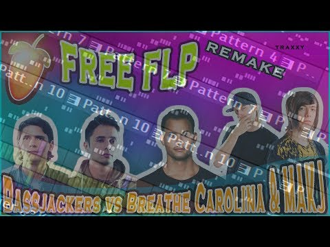 [FREE FLP] Bassjackers vs Breathe Carolina & APEK- The Fever (REMAKE)