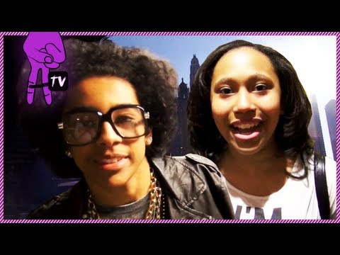 Mindless Behavior Chicago Fans React to a sneak screening of