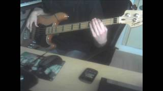 Jethro Tull - Locomotive Breath Bass Cover