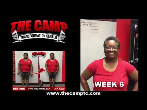 Jacksonville FL Weight Loss Fitness 6 Week Challenge Results - Sharon W.