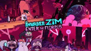 Invader Zim Enter The Florpus Soundtrack | Best Pudding, No Pressure Dad | 2019 Soundtrack (Ripped)