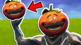 ULTIMATE FORTNITE FOOD FIGHT SHOWDOWN! (Fortnite Battle Royale) RedHatter