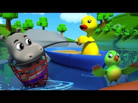 Hewan Suara Lagu | 3DSajak hewan | Belajar nama binatang | Learn 3D Animal Sound | Animal Sound Song