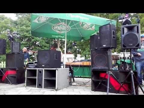 Australia pub - open air - After Party - Brno Czech republik
