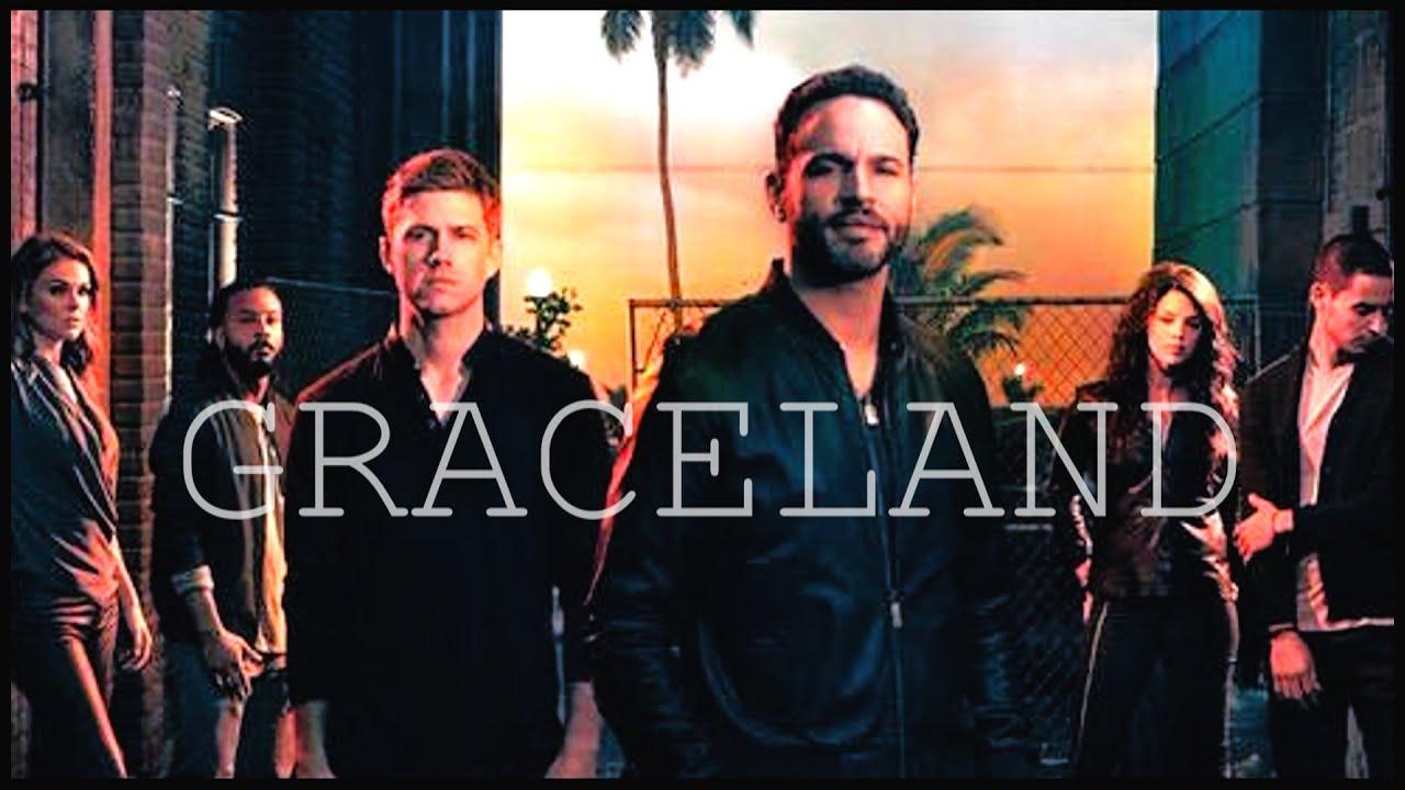 Graceland (TV Series 2013– ) - IMDb  |Graceland Tv Show