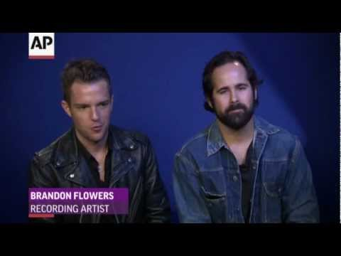 Brandon Flowers Talks Singing Lessons