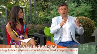 Ki hibázhatott Rékasi baleseténél? - 2015.07.02. - tv2.hu/mokka