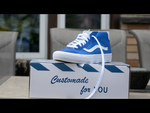 a9d9f8a7a0c4b2 Vans 50th Anniversary Mid Skool Pro (Review On Foot) - YouTube