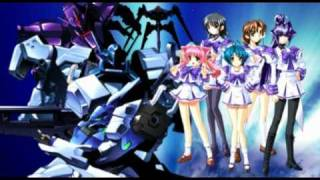 MuvLuv Alternative OP Subbed