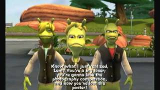Planet 51: The Game (wii) (part6)