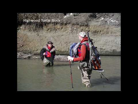 Wading Through History: Fossil Hunting along Rivers Affected by the 2013 Southern Alberta Flood