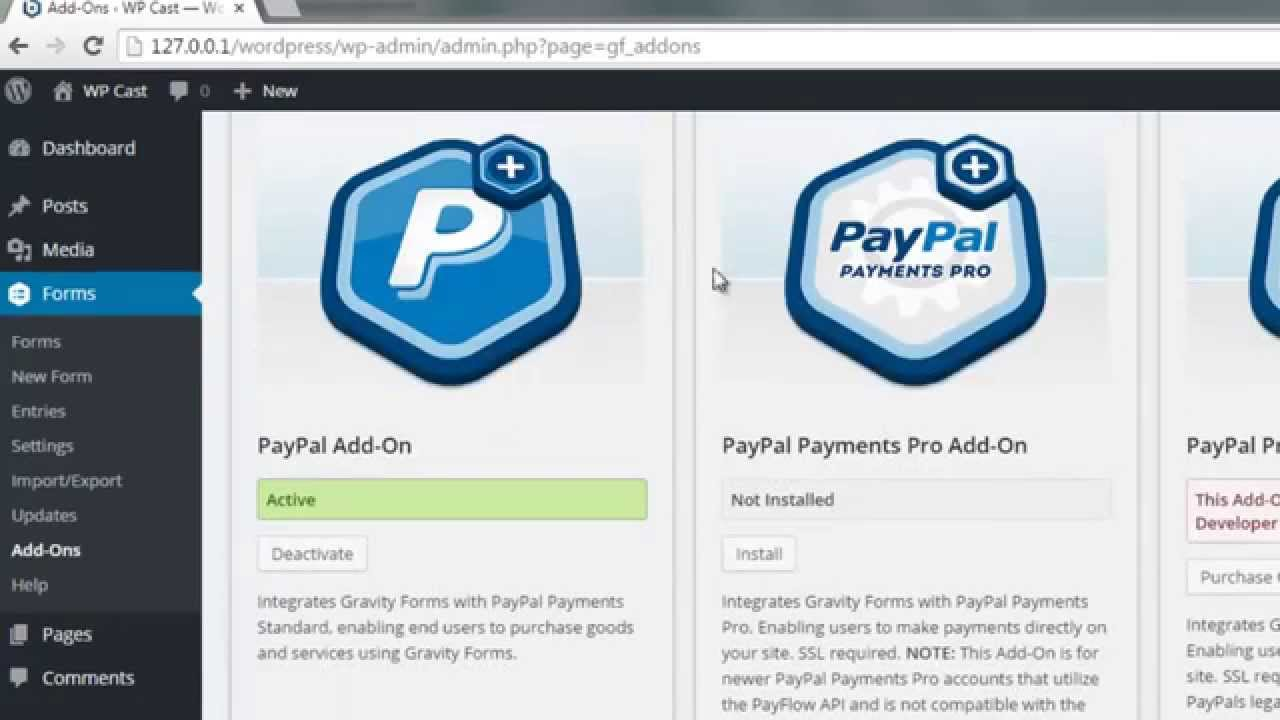 how to get a paypal report