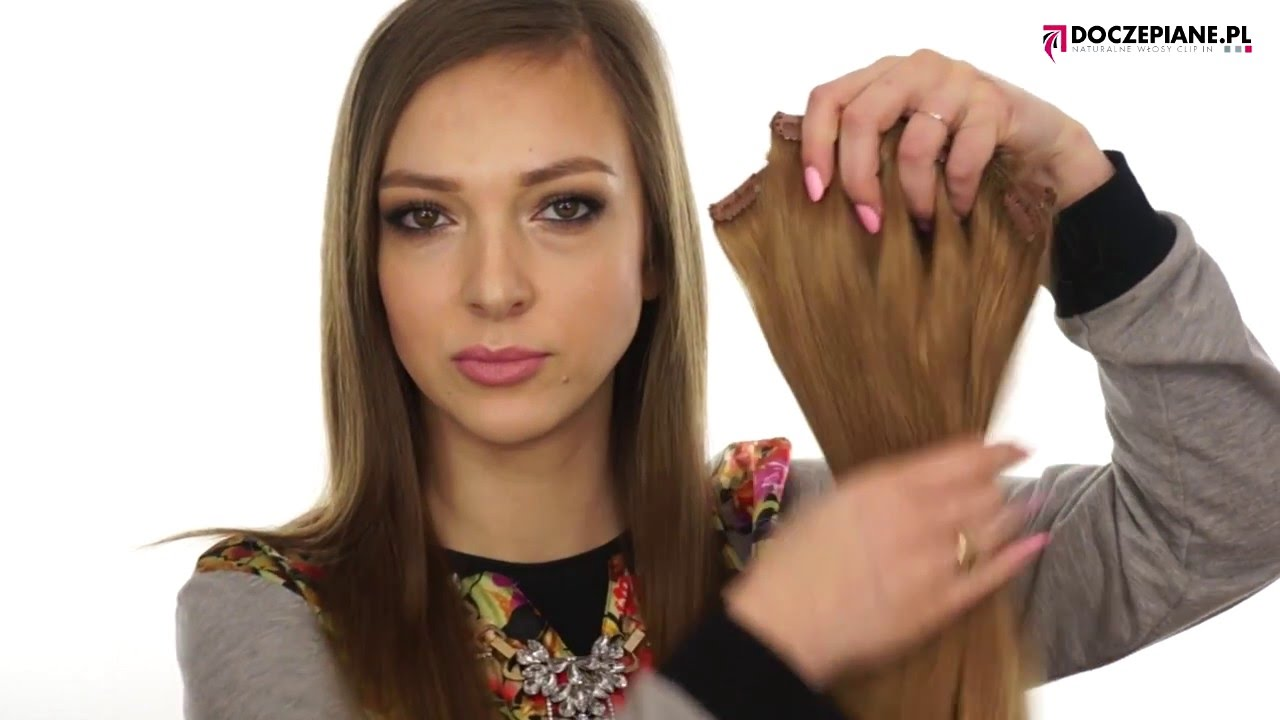 Jak Szybko Zapuścić Włosy Za Pomocą Włosów Clip In