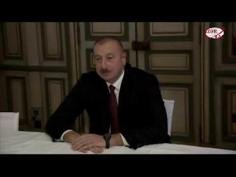 В Мюнхене состоялась встреча Президента Ильхама Алиева и премьер министра Армении Никола Пашиняна