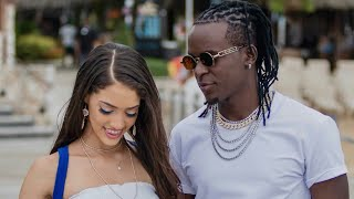 WILLY PAUL X SAMANTHA J -HOLD YUH (OFFICIAL LYRICS VIDEO