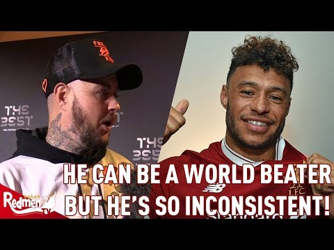 Oxlade Chamberlain Can Be A World Beater But He's So Inconsistent! | Mr DT from @ArsenalFanTV