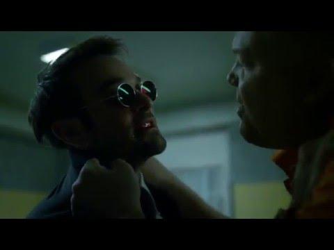 Daredevil S02e10 Matt Murdock Wilson Fisk Prison Scene