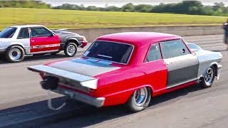 Ohio Street Outlaws! (Our First List Race)