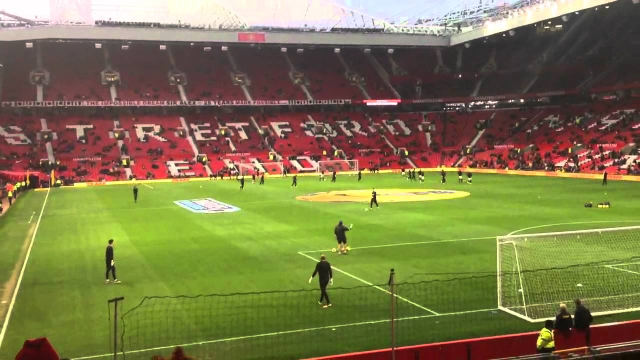 Old Trafford East Stand Youtube