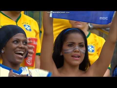 Anthem of Honduras vs Switzerland (FIFA World Cup 2014)