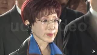 【2016.10.31】洪秀柱謁中山陵全程紀錄