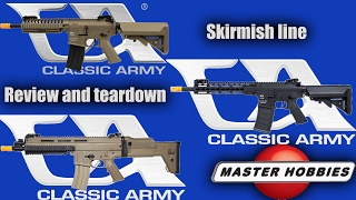 Classic Army Skirmish Line Review and Teardown