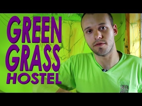A Promotional video for Green Grass Hostel