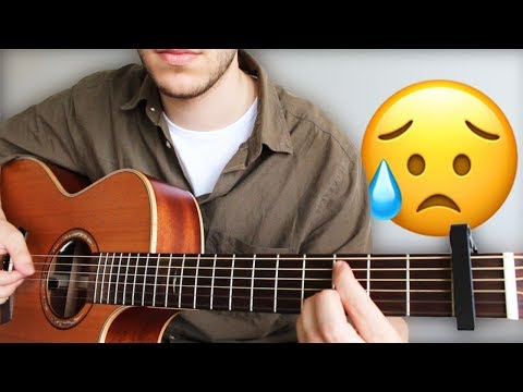 6 Emotional Songs to play on Guitar (SAD FINGERSTYLE)