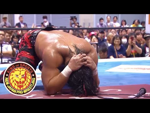 """It Has To Be Me"" - Shingo Takagi Is Undefeated In Best Of The Super Juniors 26!"