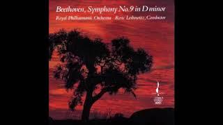 Beethoven 34 Symphony No 9 34 René Leibowitz