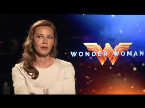 """Connie Nielsen Talks About """"Wonder Woman"""" and Her Queen Hippolyta"""