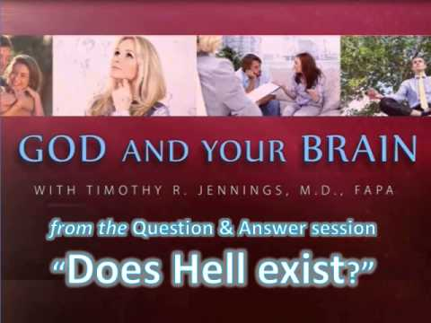 Does HELL Exist? - Dr Tim Jennings