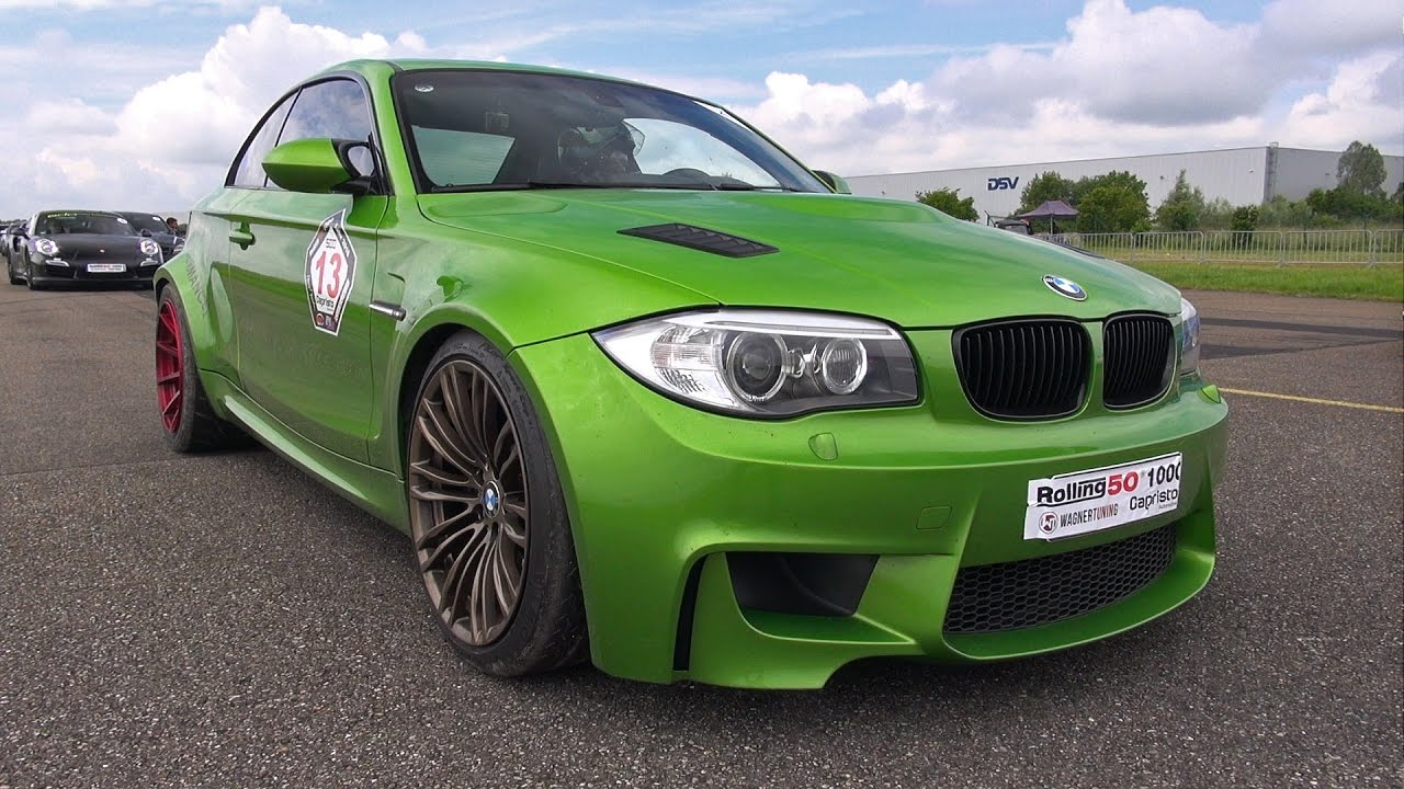 this is the most crazy bmw 1m coupe ever youtube. Black Bedroom Furniture Sets. Home Design Ideas