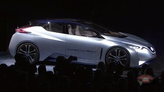 Nissan Intelligent Mobility at 2017 CES