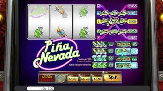 Free Pina Nevada (3 reel) slot machine by Saucify gameplay ★ SlotsUp
