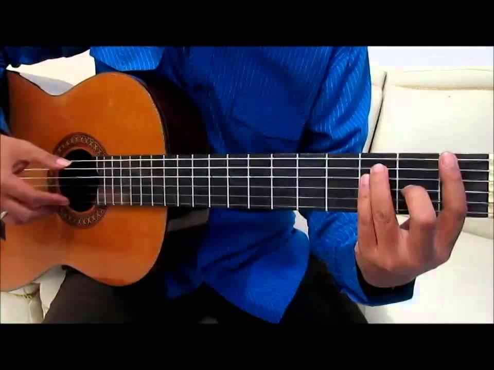 belajar gitar untuk pemula belajar kunci gitar dasar chord f mayor youtube. Black Bedroom Furniture Sets. Home Design Ideas