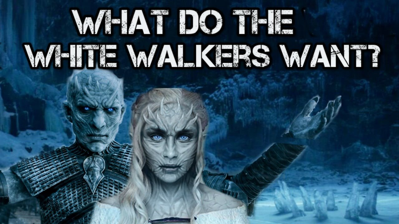 Image result for game of thrones white walkers