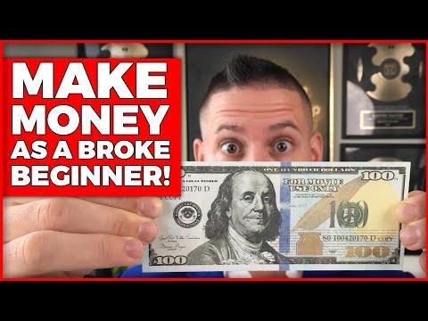Best Way to Make Money Online as a Broke Beginner! (WORKING 2019!)