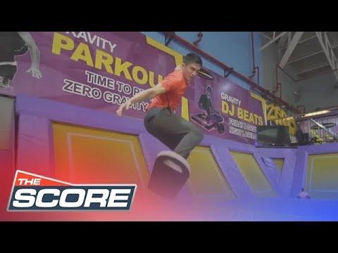 The Score: Trampoline Park Zero Gravity Zone